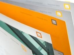 Energi E2 design og produktion af årsberetninger, grafisk design, Anette Kjær Larsen