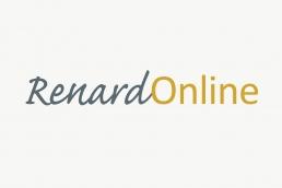 RenardOnline - design af logo og visuel identitet
