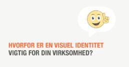 Visuel identitet, logo design, markedsføring