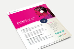 Design af Word template, Word skabelon til tilbud og produkter – CityCallCenter