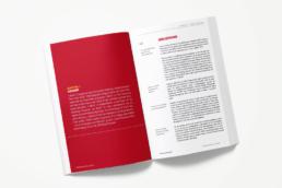 De Økonomiske Råd - design til Word template, Word skabelon og omslag til vismændsrapporterne