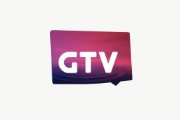 Greenland Television - design af logo, annoncer og programoversigter
