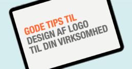 Visuel branding, logo design, visuel identitet, markedsføring, salgsmaterialer