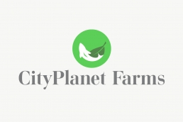 Logo design - CityPlanet Farms