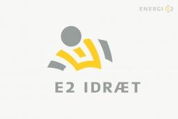 Logo design - ENERGI E2 Idræt