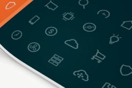 Napatech – design af visuel identitet, logo og ikoner