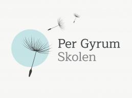 Logo - Per Gyrum Skolen