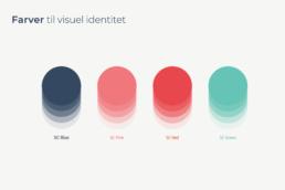 Design af Visuel identitet til Schiang Consult