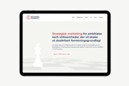 Design til hjemmeside - Schiang Consult